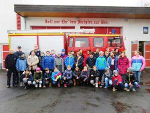 Brandschutzerziehung Grundschule